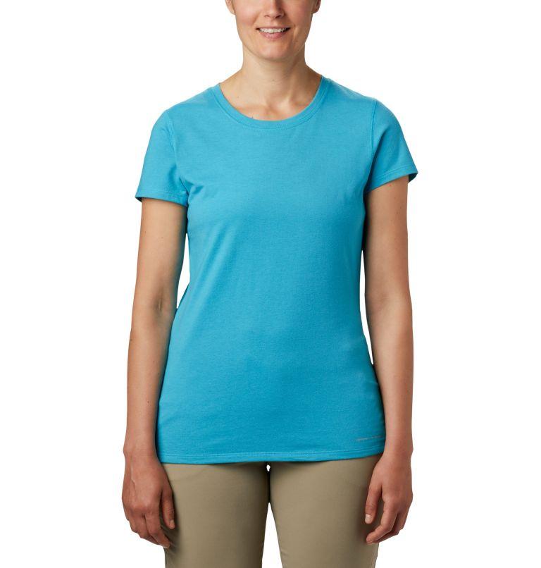 Women's Solar Shield™ Short Sleeve Shirt Women's Solar Shield™ Short Sleeve Shirt, front