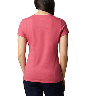 Women's Solar Shield™ Short Sleeve Shirt Solar Shield™ Short Sleeve Shirt | 100 | L, Rouge Pink, back