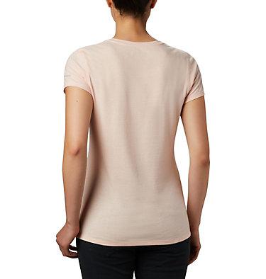 Women's Solar Shield™ Short Sleeve Shirt Solar Shield™ Short Sleeve Shirt | 100 | L, Peach Cloud, back