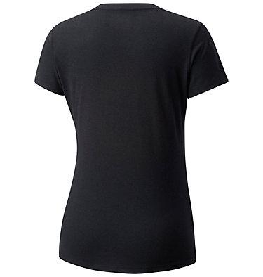 Women's Solar Shield™ Short Sleeve Shirt – Plus Size Solar Shield™ Short Sleeve Shirt | 634 | 1X, Black, back