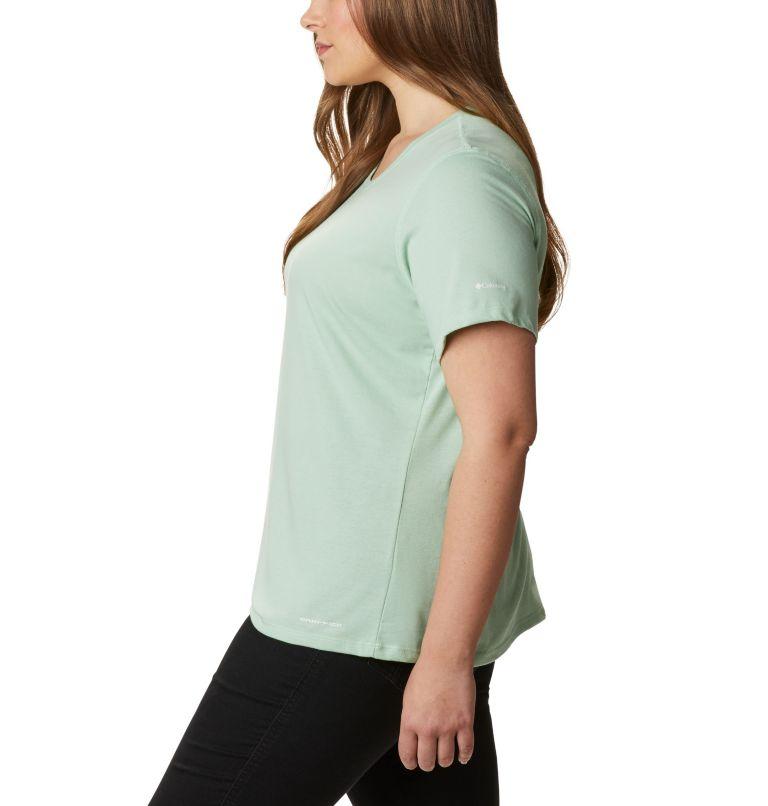 Women's Solar Shield™ Short Sleeve Shirt – Plus Size Women's Solar Shield™ Short Sleeve Shirt – Plus Size, a1