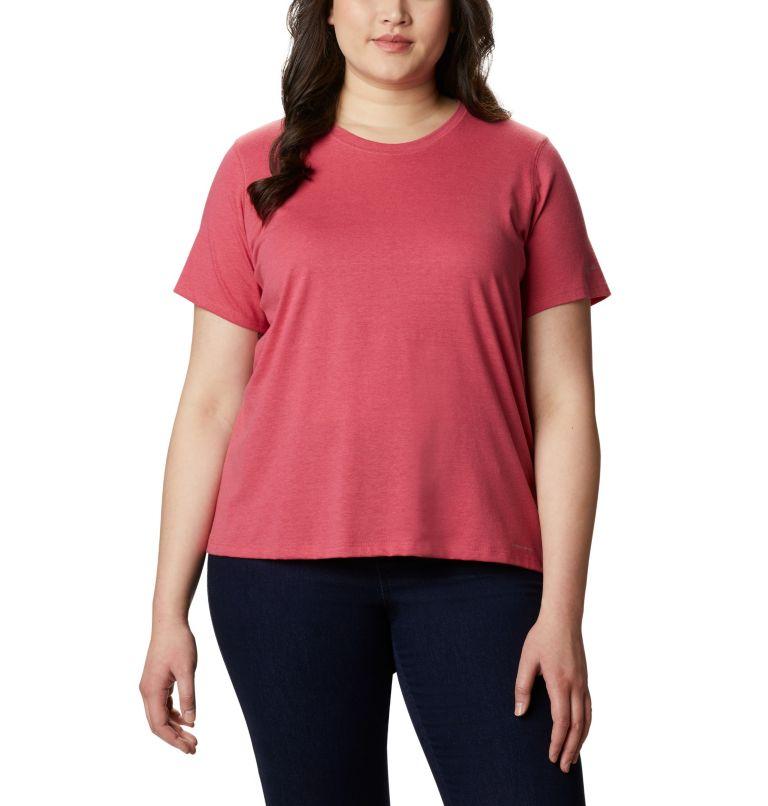 T-shirt à manches courtes Solar Shield™ pour femme - Grandes tailles T-shirt à manches courtes Solar Shield™ pour femme - Grandes tailles, front