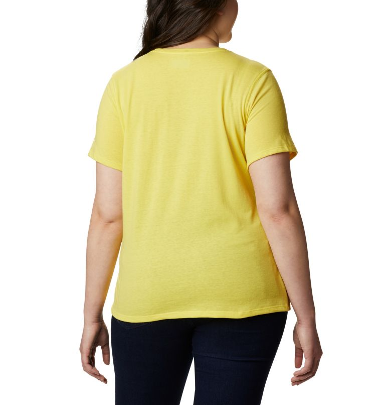 Women's Solar Shield™ Short Sleeve Shirt – Plus Size Women's Solar Shield™ Short Sleeve Shirt – Plus Size, back