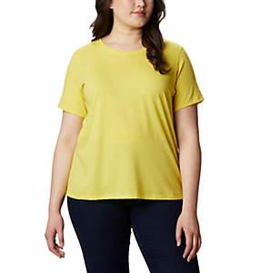 Women's Solar Shield™ Short Sleeve Shirt – Plus Size