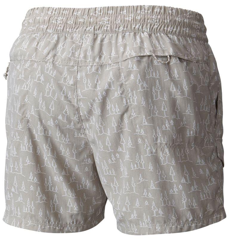 Women's Silver Ridge™ Printed Pull On Shorts Women's Silver Ridge™ Printed Pull On Shorts, back