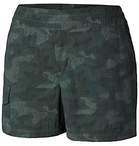 Women's Silver Ridge™ Printed Pull On Short