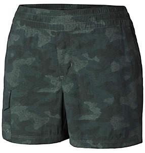 Women's Silver Ridge™ Printed Pull On Short