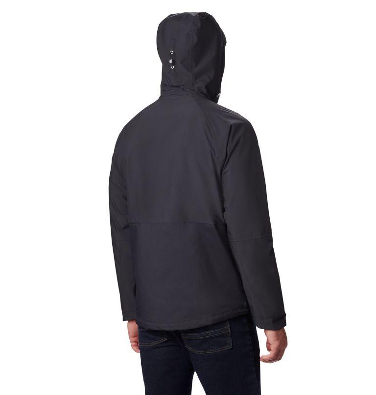 Men's Evolution Valley™ Rain Jacket Men's Evolution Valley™ Rain Jacket, back