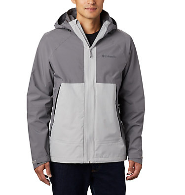 Veste Evolution Valley™ Homme Evolution Valley™ Jacket | 469 | S, Columbia Grey, City Grey, front