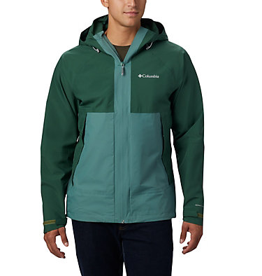 Veste Evolution Valley™ Homme Evolution Valley™ Jacket | 469 | S, Thyme Green, Rain Forest, front