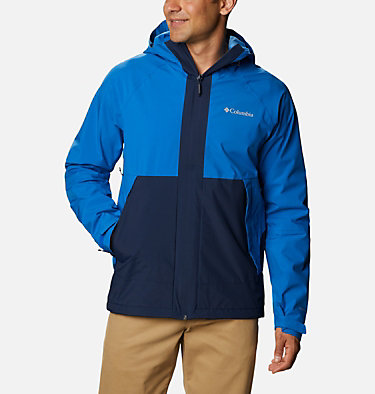 Veste Evolution Valley™ Homme Evolution Valley™ Jacket | 469 | S, Bright Indigo, Collegiate Navy, front