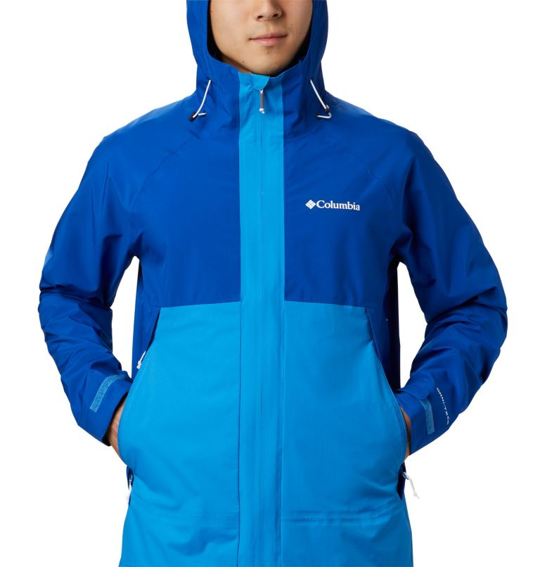 Evolution Valley™ Jacket | 463 | M Men's Evolution Valley™ Jacket, Azure Blue, Azul, a1