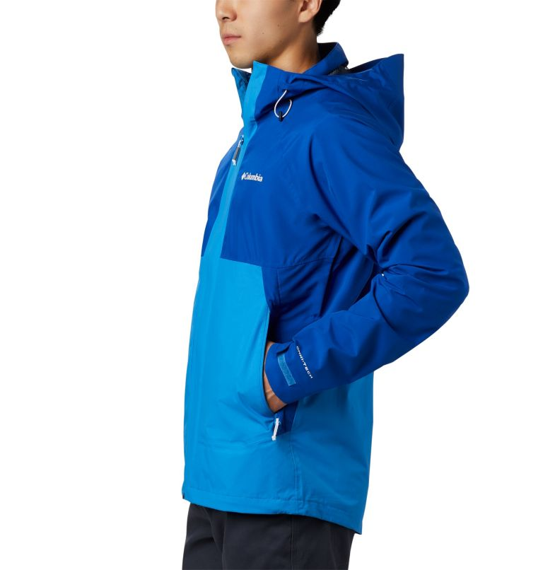 Evolution Valley™ Jacket | 463 | M Men's Evolution Valley™ Jacket, Azure Blue, Azul, a2
