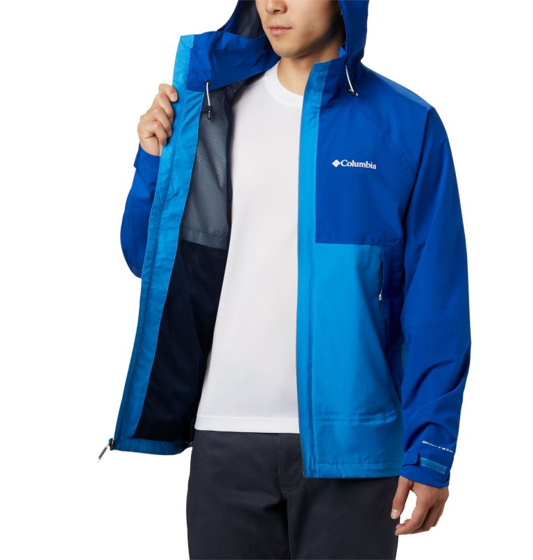 Evolution Valley™ Jacket | 463 | M Men's Evolution Valley™ Jacket, Azure Blue, Azul, a4