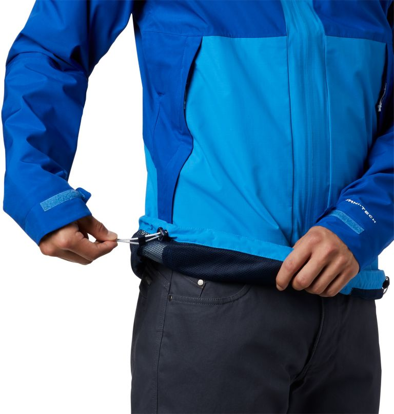 Evolution Valley™ Jacket | 463 | M Men's Evolution Valley™ Jacket, Azure Blue, Azul, a5