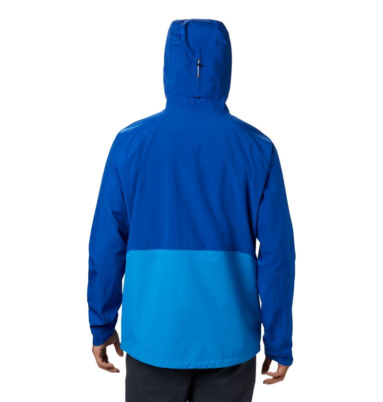 Evolution Valley™ Jacket | 463 | M Men's Evolution Valley™ Jacket, Azure Blue, Azul, back