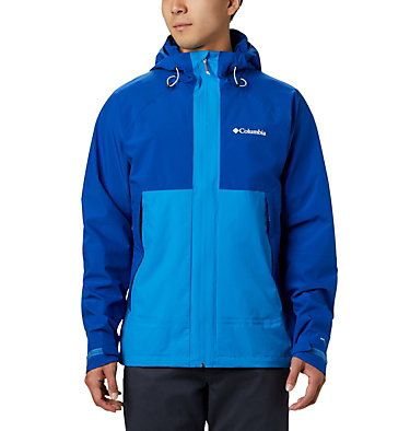 Veste Evolution Valley™ Homme Evolution Valley™ Jacket | 469 | S, Azure Blue, Azul, front