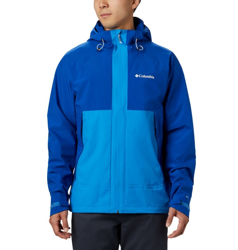 Evolution Valley™ Jacket | 463 | M Men's Evolution Valley™ Jacket, Azure Blue, Azul, front