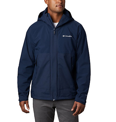 Men's Evolution Valley™ Jacket Evolution Valley™ Jacket | 613 | S, Collegiate Navy, front