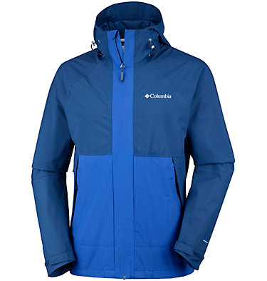 Veste Evolution Valley™ Homme Evolution Valley™ Jacket | 469 | S, Carbon, Azul, front