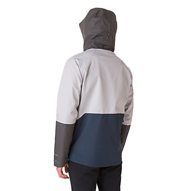 Men's Evolution Valley™ Jacket Evolution Valley™ Jacket | 613 | S, Night Shadow, Columbia Grey Heather, back