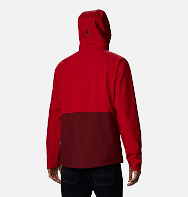 Veste Evolution Valley™ Homme Evolution Valley™ Jacket | 469 | S, Mountain Red, Red Jasper, back