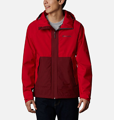 Veste Evolution Valley™ Homme Evolution Valley™ Jacket | 469 | S, Mountain Red, Red Jasper, front