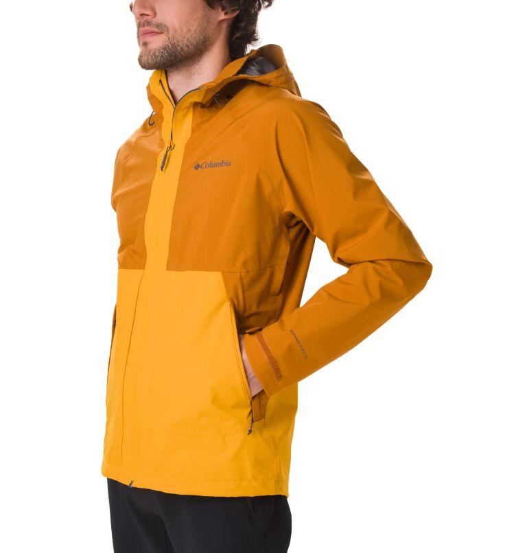 Evolution Valley™ Jacket | 795 | L Chaqueta Evolution Valley™ para hombre, Burnished Amber, Golden Yellow, a1