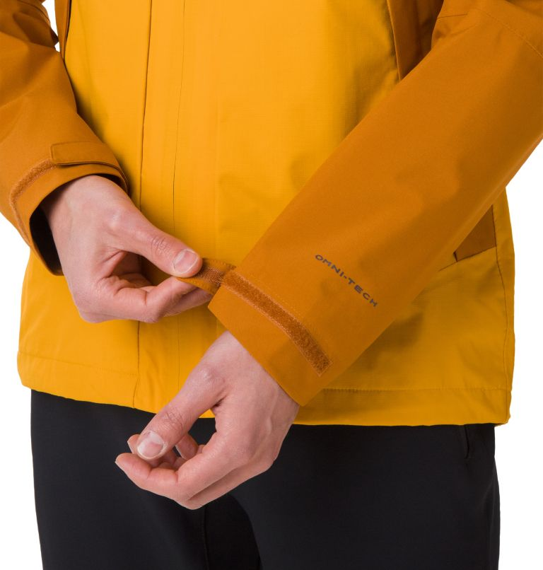 Evolution Valley™ Jacket | 795 | L Chaqueta Evolution Valley™ para hombre, Burnished Amber, Golden Yellow, a3