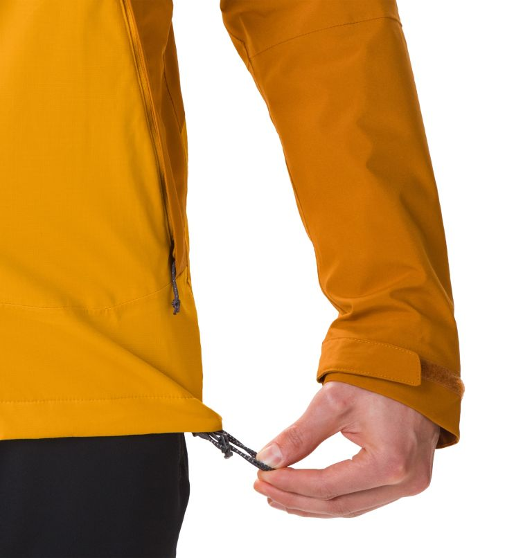 Evolution Valley™ Jacket | 795 | L Chaqueta Evolution Valley™ para hombre, Burnished Amber, Golden Yellow, a4