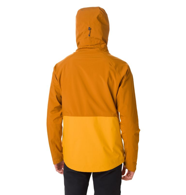 Evolution Valley™ Jacket | 795 | L Chaqueta Evolution Valley™ para hombre, Burnished Amber, Golden Yellow, back