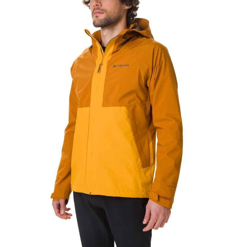 Evolution Valley™ Jacket | 795 | L Chaqueta Evolution Valley™ para hombre, Burnished Amber, Golden Yellow, front
