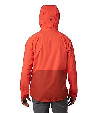 Veste Evolution Valley™ Homme Evolution Valley™ Jacket | 469 | S, Carnelian Red, Wildfire, back