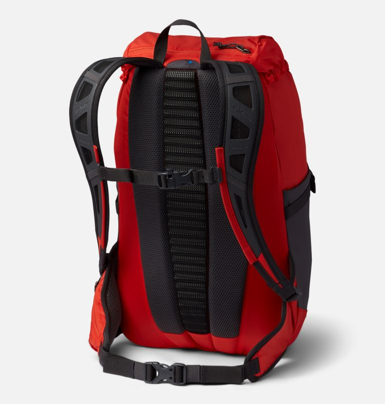 Essential Explorer™ 30L | 845 | O/S Essential Explorer™ 30L Backpack, Wildfire, back