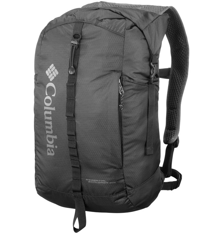 Essential Explorer™ 20L | 010 | O/S Unisex Essential Explorer™ 20L, Black, front
