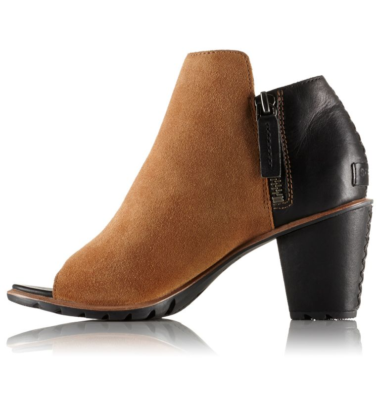 NADIA™ BOOTIE | 224 | 8 Bottine Nadia™ Femme, Camel Brown, medial