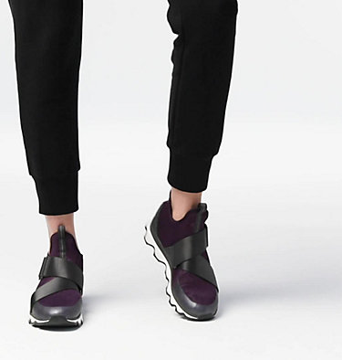 Basket Kinetic™ femme KINETIC™ SNEAK | 052 | 10, Dark Plum, video