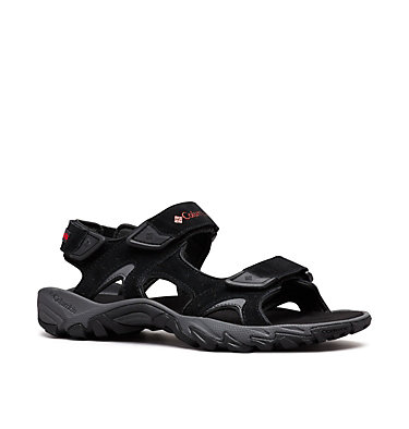 Men's Santiam™ 3 Strap Sandal , 3/4 front