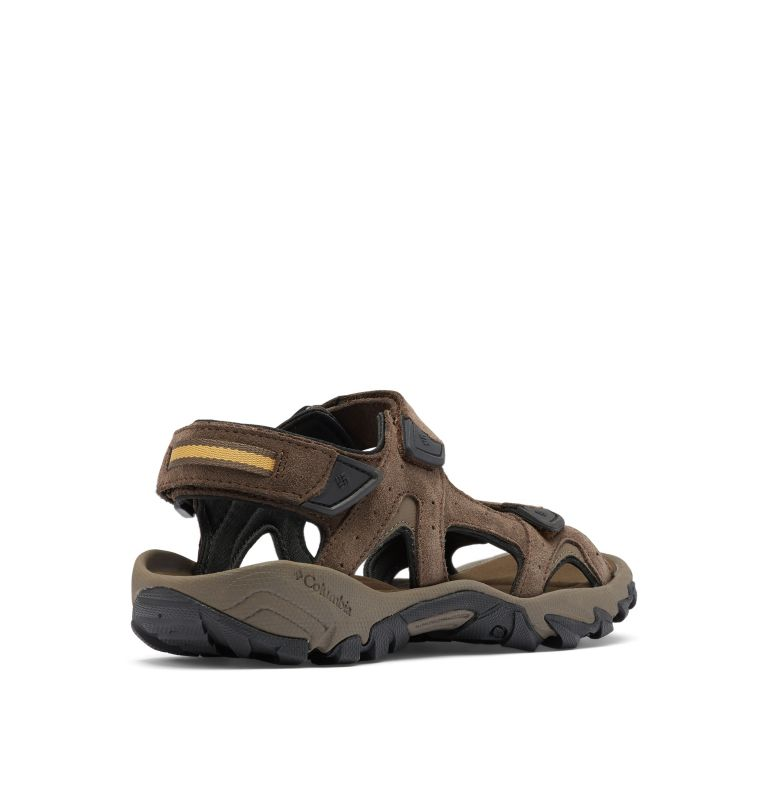 Men's Santiam™ 3 Strap Sandal Men's Santiam™ 3 Strap Sandal, 3/4 back