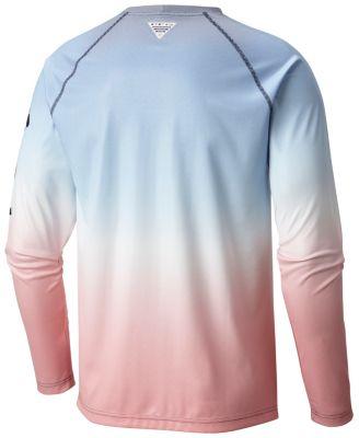 a27a28b455 Men's PFG Solar Shade™ Printed Long Sleeve Shirt