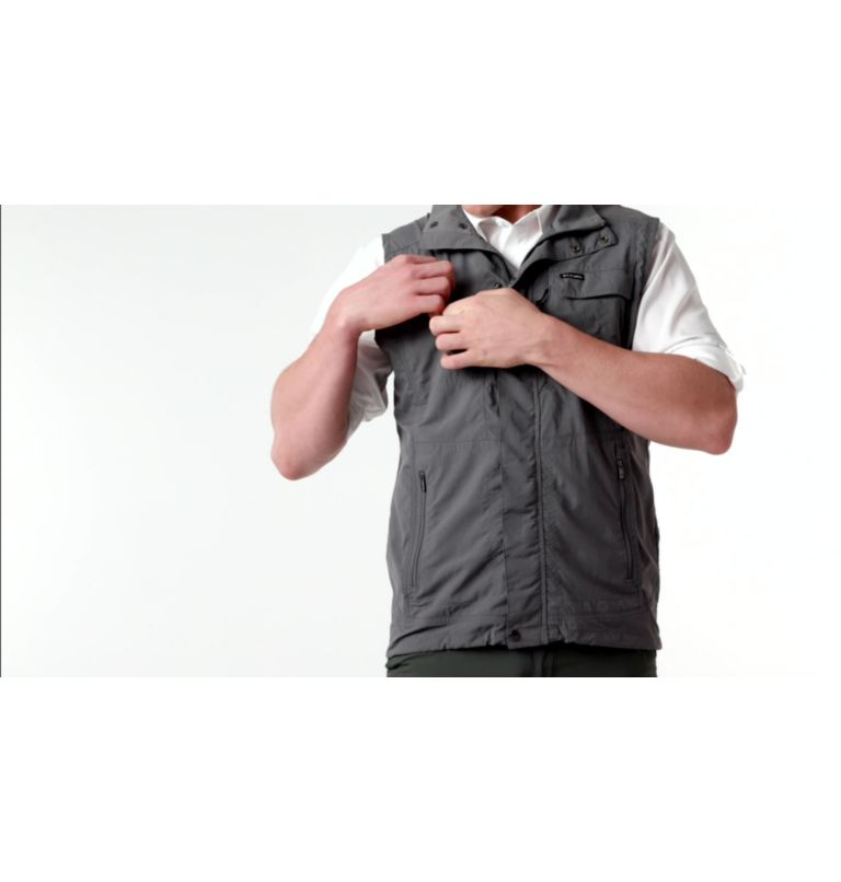 Men's Silver Ridge™ II Vest Men's Silver Ridge™ II Vest, video