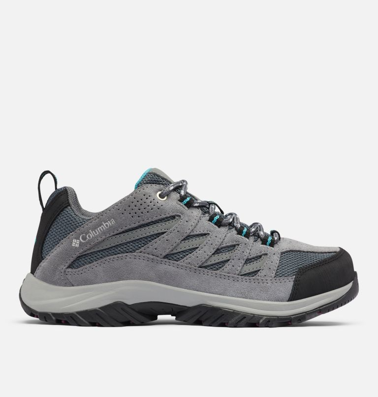 CRESTWOOD™ | 053 | 10.5 Women's Crestwood™ Hiking Shoe, Graphite, Pacific Rim, front