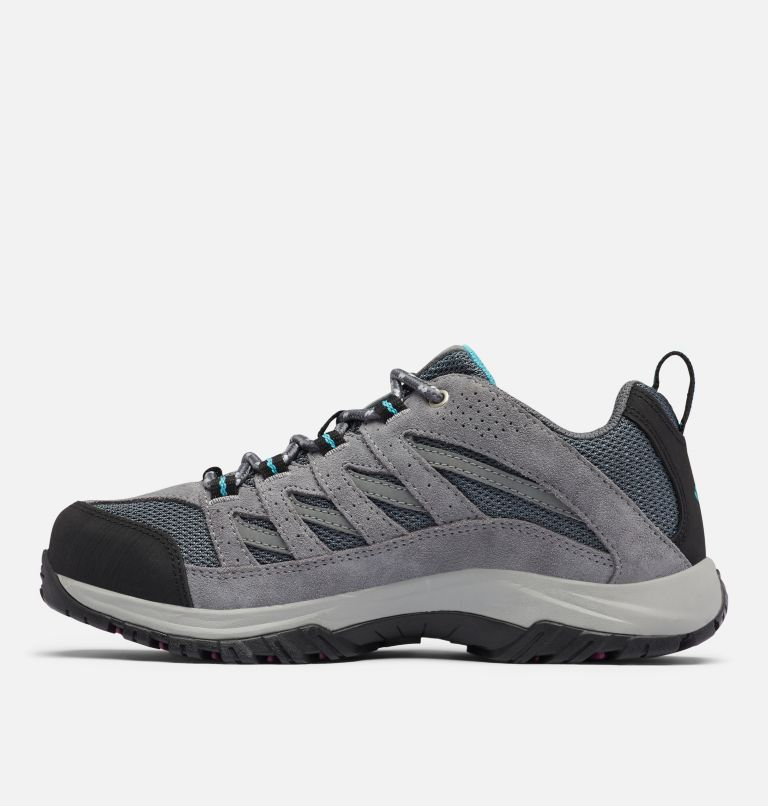 CRESTWOOD™ | 053 | 5.5 Women's Crestwood™ Hiking Shoe, Graphite, Pacific Rim, medial