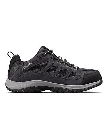 Men's Crestwood™ Hiking Shoe CRESTWOOD™ | 208 | 10, Shark, Columbia Grey, front