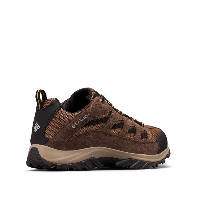 CRESTWOOD™ | 203 | 14 Men's Crestwood™ Hiking Shoe, Dark Brown, Baker, 3/4 back