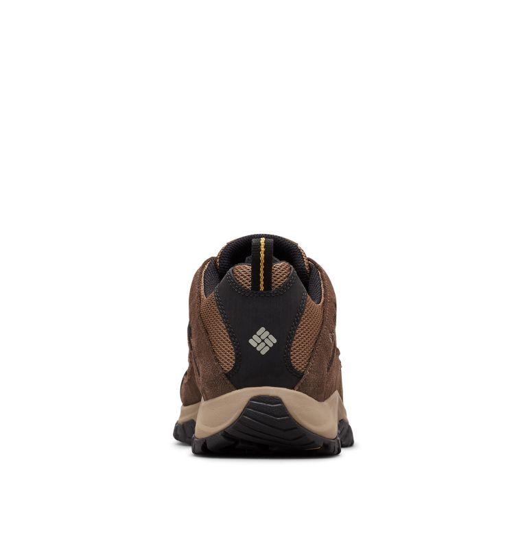 CRESTWOOD™ | 203 | 14 Men's Crestwood™ Hiking Shoe, Dark Brown, Baker, back