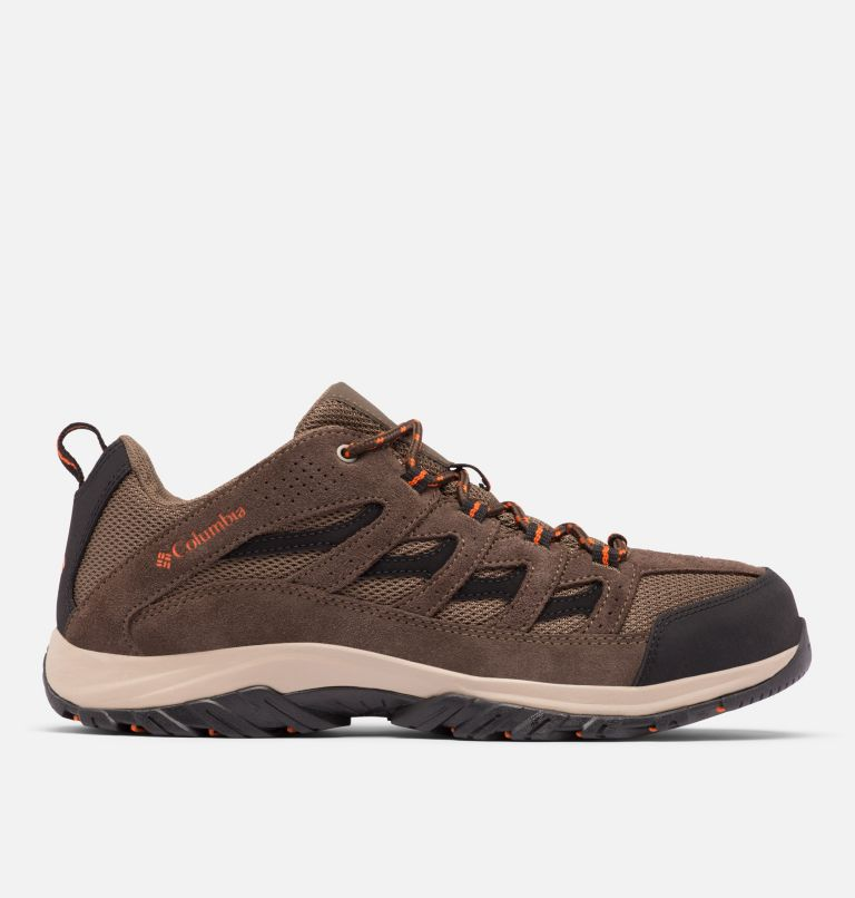 CRESTWOOD™ | 208 | 8 Men's Crestwood™ Hiking Shoe, Camo Brown, Heatwave, front