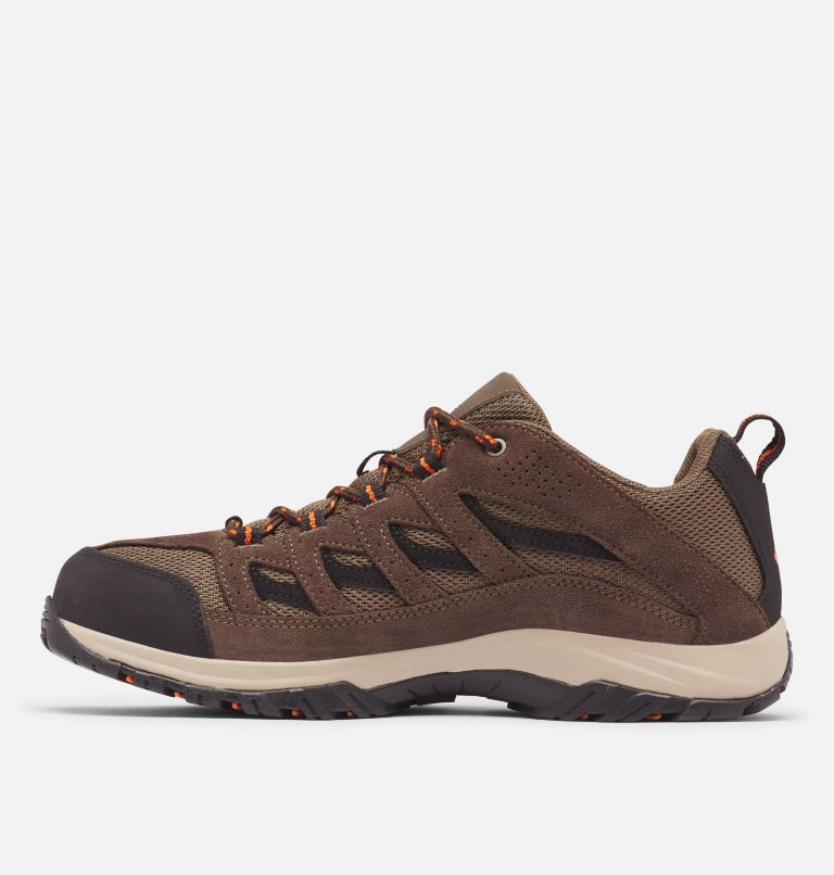 CRESTWOOD™ | 208 | 10.5 Men's Crestwood™ Hiking Shoe, Camo Brown, Heatwave