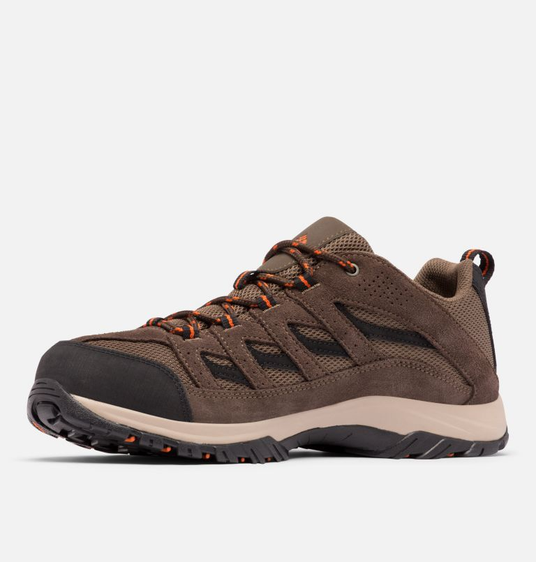 CRESTWOOD™ | 208 | 12 Men's Crestwood™ Hiking Shoe, Camo Brown, Heatwave, medial