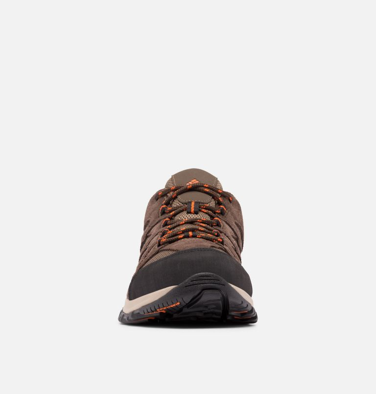 CRESTWOOD™ | 208 | 8 Men's Crestwood™ Hiking Shoe, Camo Brown, Heatwave, toe